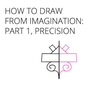 how to draw with precision
