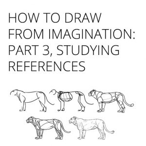 how to draw without a reference