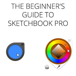 the begginer's guide to sketchbook pro