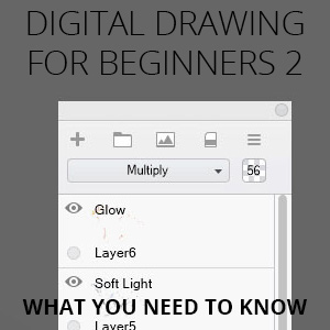 digital drawing how to start