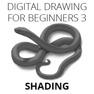 digital shading tutorial