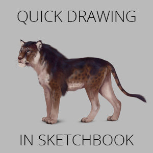 how to draw quickly digital